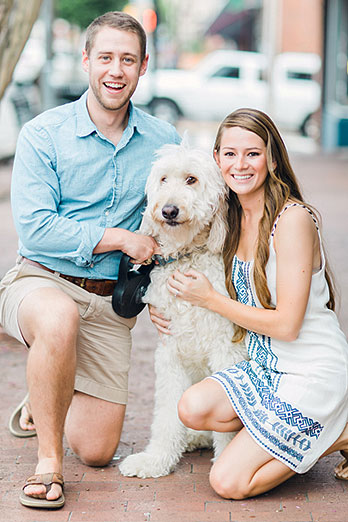 Cindi & Zach Honeycutt, Durham Raleigh NC
